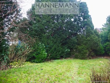 Baugrundstück in HH Niendorf, 22459 Hamburg, Wohngrundstück