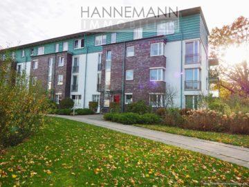 Barrierefreie 3-Zimmerwohnung mit kleinem Gartenanteil, 22459 Hamburg, Erdgeschosswohnung